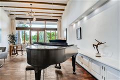 a beautiful adobe sanctuary  luxury real estate