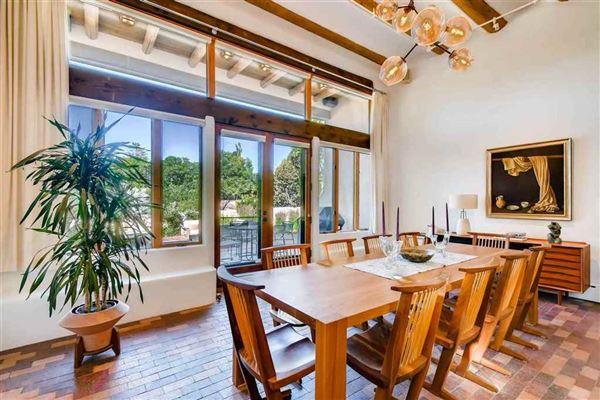 Luxury properties a beautiful adobe sanctuary