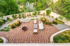 a beautiful adobe sanctuary  mansions