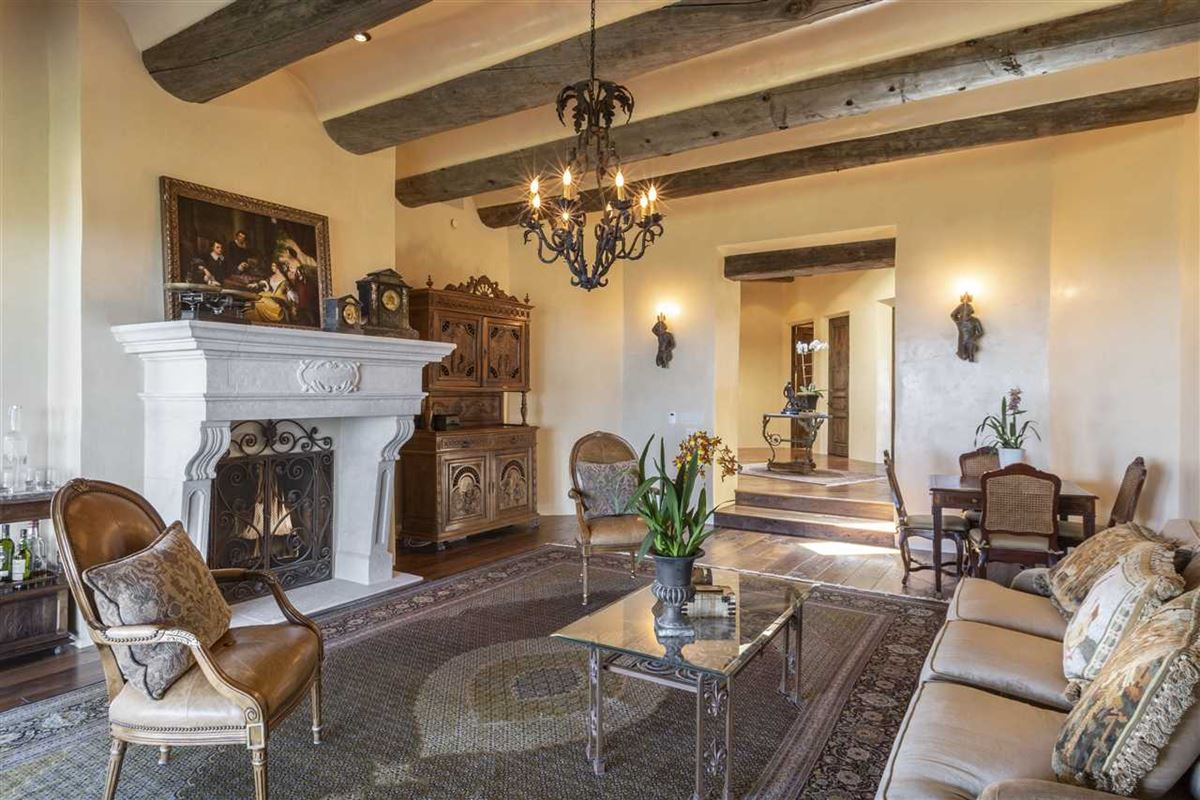 Luxury homes majestic adobe home