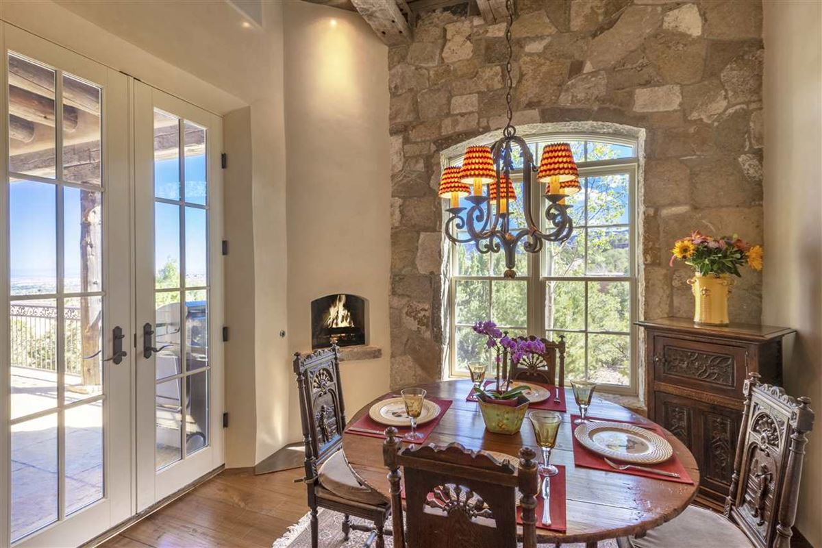 Luxury real estate majestic adobe home
