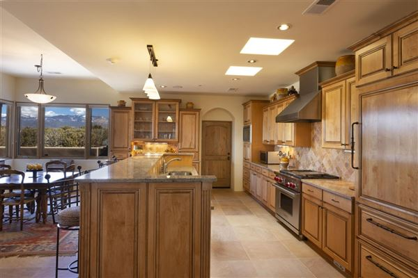 single level custom-built home luxury real estate