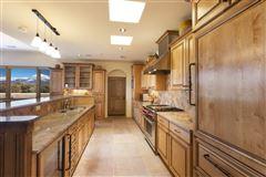 single level custom-built home mansions