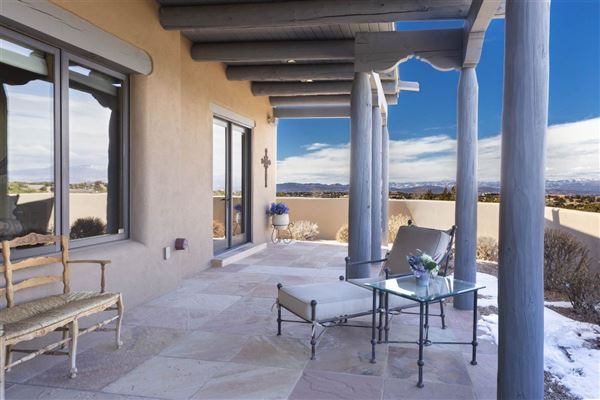 Luxury homes in single level custom-built home