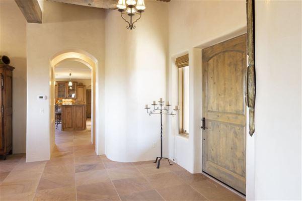 Luxury real estate single level custom-built home