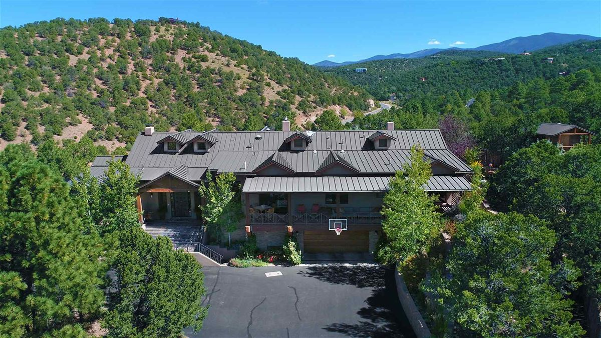 The ultimate mountain home mansions