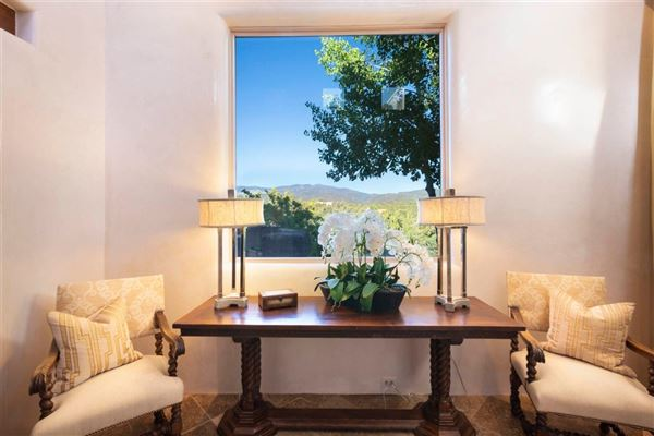 astoundingly beautiful gated santa fe estate luxury real estate