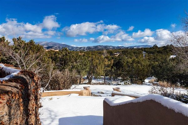 Luxury homes astoundingly beautiful gated santa fe estate