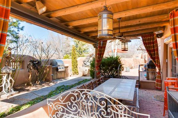 highly desirable Plaza Chamisal luxury real estate