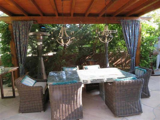Mansions highly desirable Plaza Chamisal