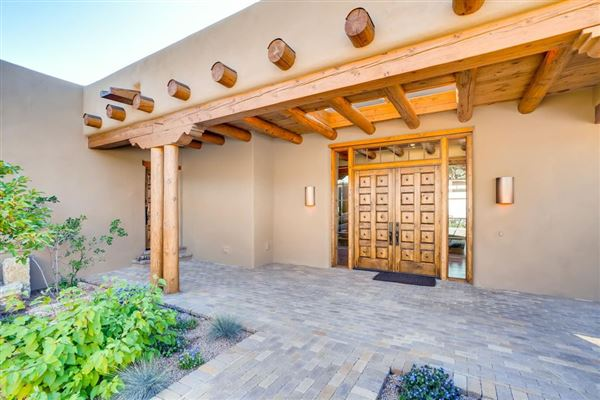 award-winning SANTA FE home in premier High Summit luxury homes