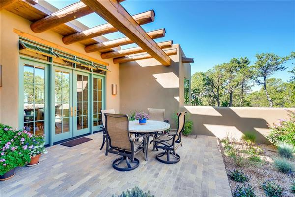 award-winning SANTA FE home in premier High Summit luxury real estate