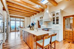 Luxury homes award-winning SANTA FE home in premier High Summit