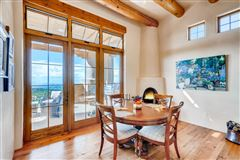 award-winning SANTA FE home in premier High Summit luxury homes
