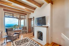 Luxury real estate award-winning SANTA FE home in premier High Summit