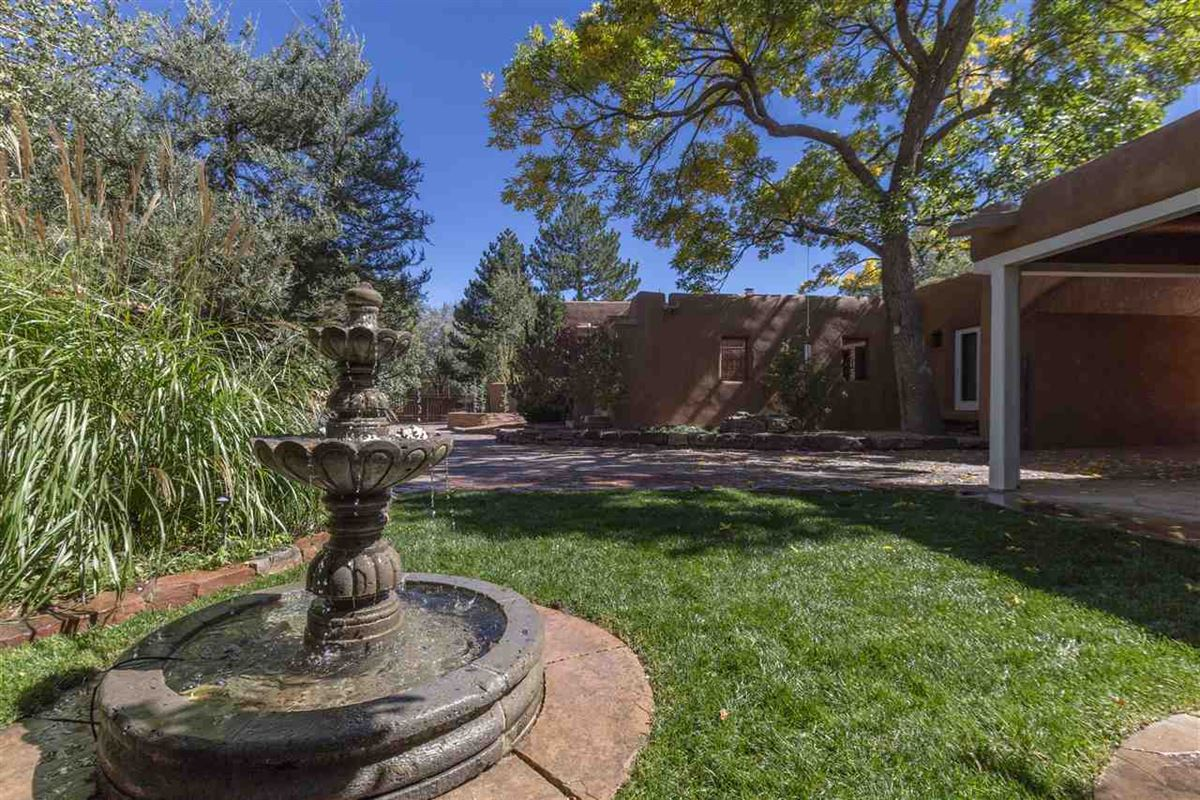 secluded historic compound with three homes luxury real estate