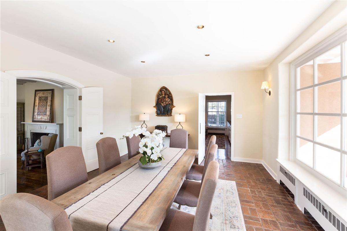 Luxury homes gated classic territorial estate