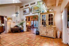beautiful Santa Fe home  luxury homes
