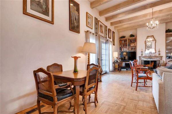 Luxury real estate beautiful Santa Fe home