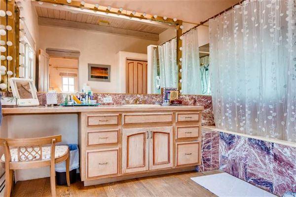 Luxury homes beautiful Santa Fe home