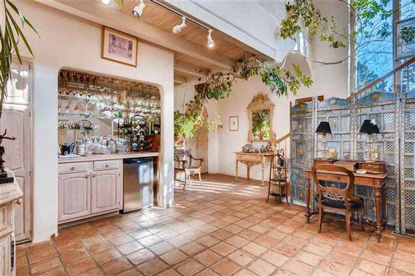 beautiful Santa Fe home  luxury properties