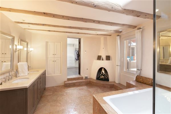 Luxury homes secluded historic adobe home and guest house