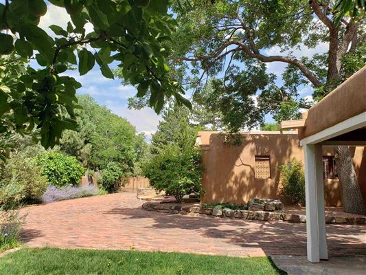 secluded historic adobe home and guest house luxury properties