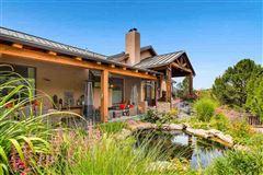 Luxury real estate gorgeous gated four acre estate