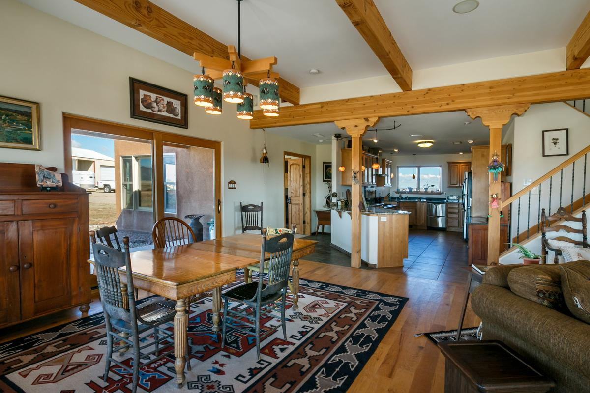 Luxury homes Luxury ranch with magnificent mountain views