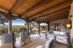 Luxury properties 12.8 view filled acres