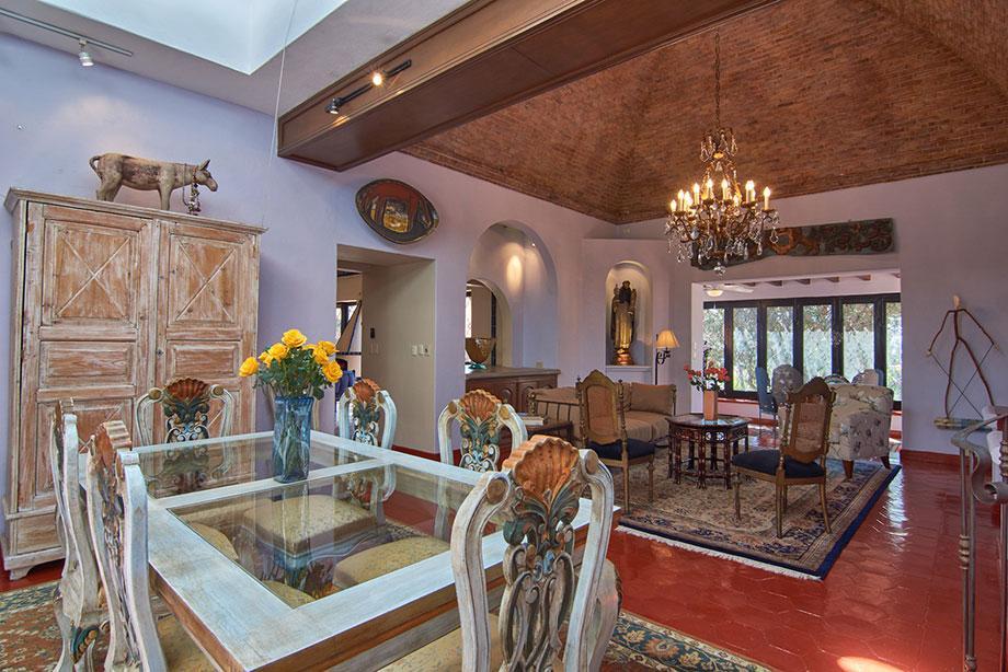 Luxury properties Casa de los Leones