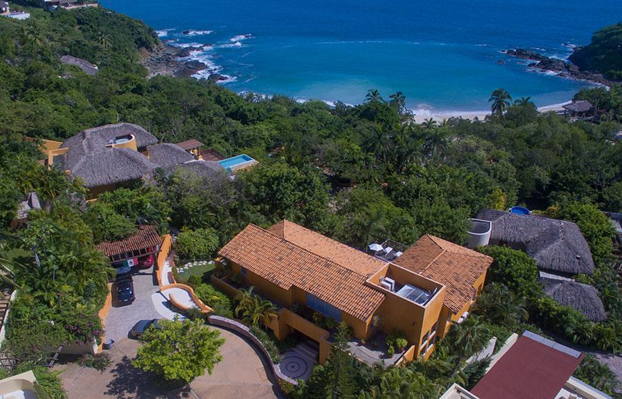 Luxury real estate Ixtapa Ocean View Villa