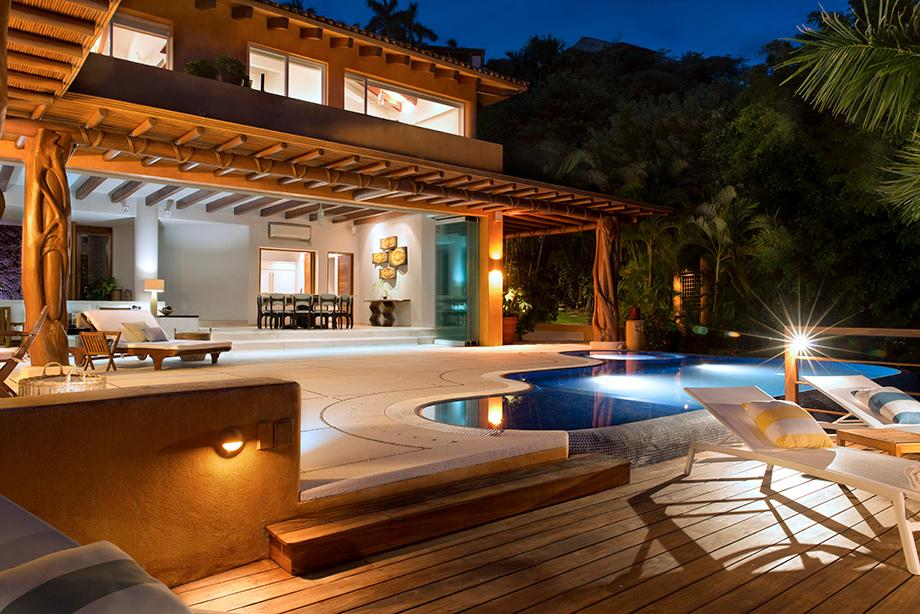 Ixtapa Ocean View Villa luxury homes