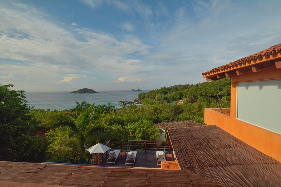 Luxury homes Ixtapa Ocean View Villa