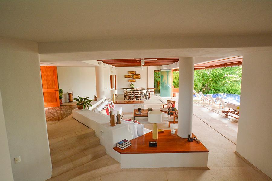 Ixtapa Ocean View Villa luxury homes