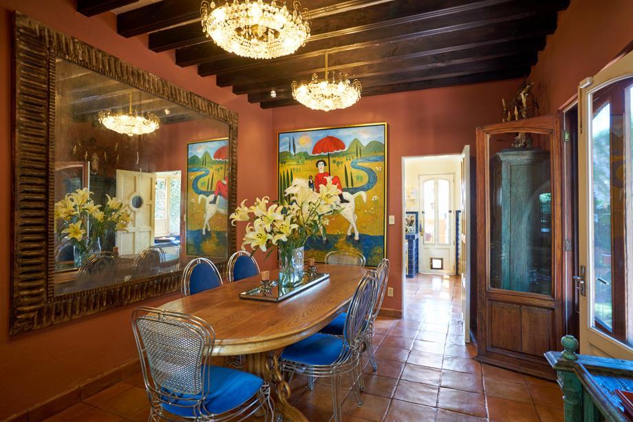 CASA BAEZA luxury homes