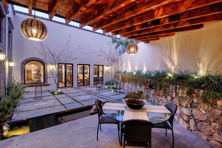 Casa Privada de Baeza luxury properties