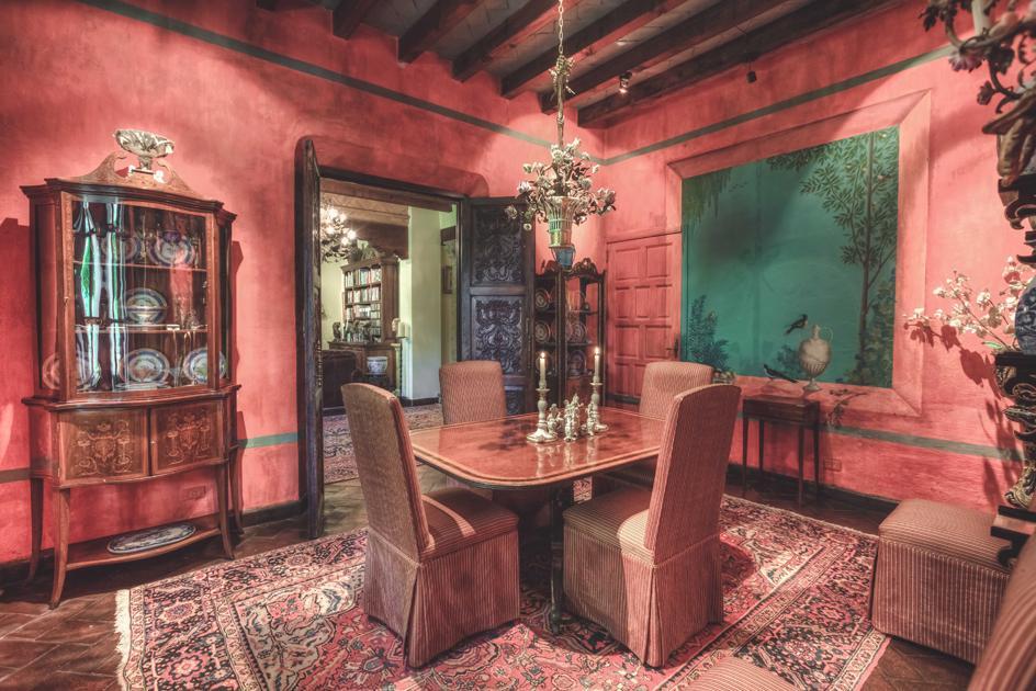 Luxury homes VILLA SOLLANO