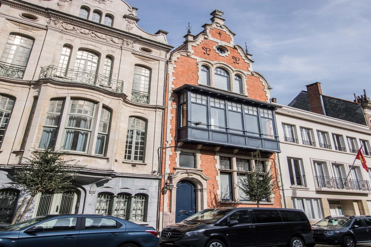 beautiful brussels house luxury real estate