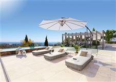 Mansions in luxurious, bespoke villa