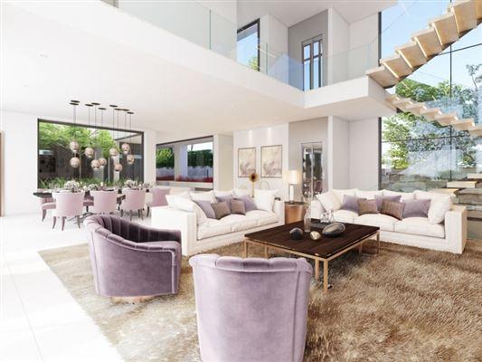 luxurious, bespoke villa luxury homes