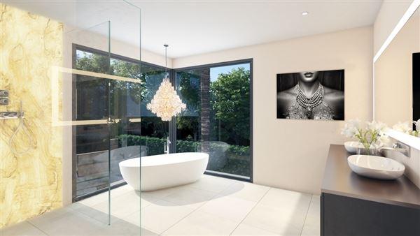 Mansions luxurious, bespoke villa