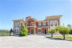 Luxury real estate spectacular newly built villa