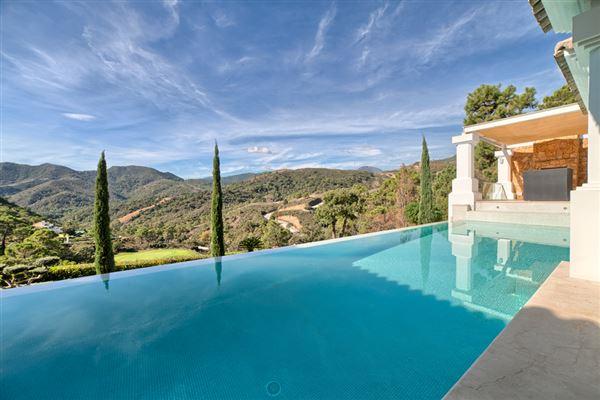 Contemporary quality villa in La Zagaleta luxury properties