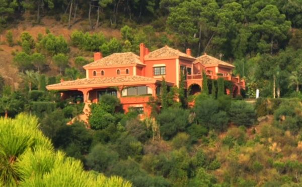 top quality traditional villa luxury real estate