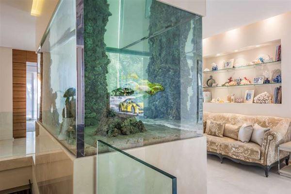 Elegant contemporary villa in Spain luxury real estate
