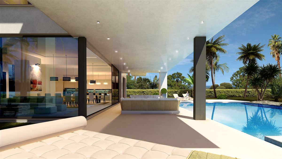 Luxury homes magnificent new villa in select community