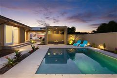 Mansions in a luxury contemporary home in Bayview Estates