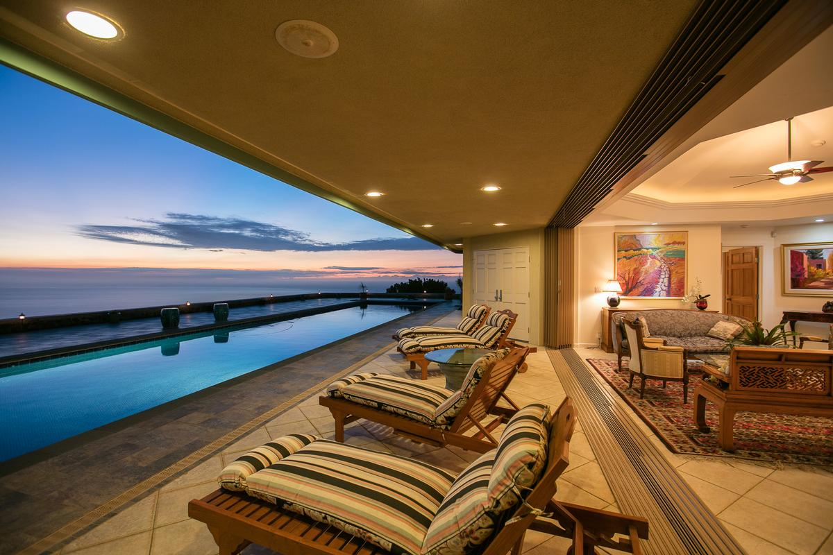Luxury real estate Secluded Kohala Ranch Estate
