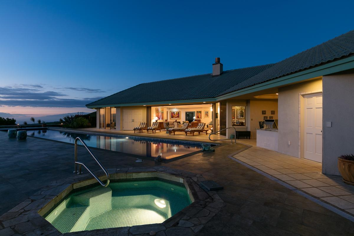 Luxury properties Secluded Kohala Ranch Estate